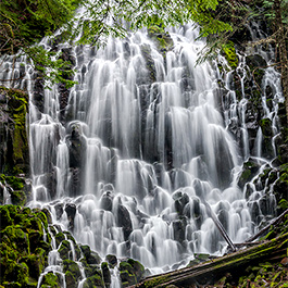 Ramona Falls, Mount Hood, OR