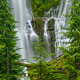 Proxy Falls, Willamette National Forest, OR